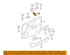 Chevrolet GM OEM 00-03 Malibu Front Door-Switch Panel Left 22610491