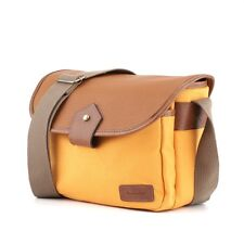Herringbone Atlantis Yellow Shoulder Camera Bag DSLR Small Size