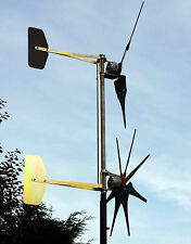 Dual Hornet PMA Wind generator 2 x to fit on one tower Hornet wind turbine UK