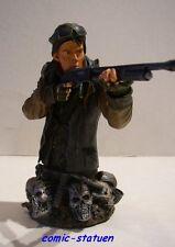 DC Unlimited Terminator Salvation t4 Kyle Reese resin 1:6 mini Bust busto estatua