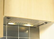 Belling UCH60S Integrated Canopy Cooker Hood