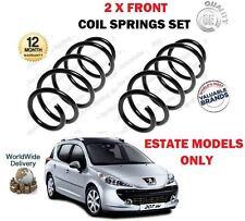 pour Peugeot 207 SW Break air conditionné 1.6 HDI +16V 2007- > NEUF 2 X Avant