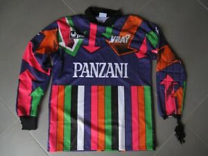 Maillot girondins bordeaux Football Vintage Gardien Panzani Le Vrai taille L