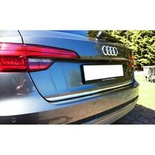 Moldura de portón cromada para Audi A4 B9 Avant 2015+ listas