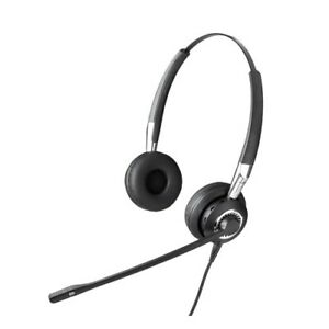 Jabra BIZ 2400 Duo Noise Cancelling Headset 409-820-104