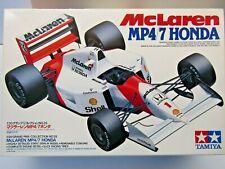 20035 Tamiya 1/20 McLaren Mp4/7 Honda Model Kit