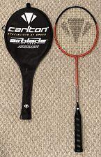 Carlton Airblade Power Wide body Badminton Racquet with Case