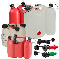 Einfüllsystem für Kraftstoff für Motorsägen u.a kein Überlaufen Geräte