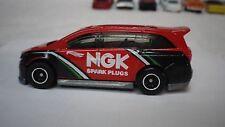 2016 Hot Wheels Red Honda Odyssey NGK Spark Plugs Custom Real Riders