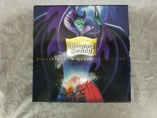 Disney Sleeping Beauty Masterpiece Laserdisc Boxed Set - Deluxe CAV Widescreen