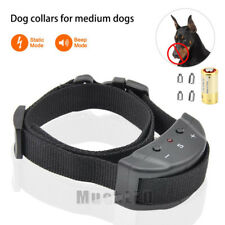 2018 Anti Barking No Bark Dog Training Shock Collar For Small Medium Large Dog