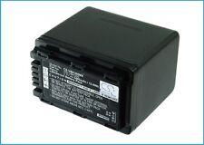 3.7 V Batteria per Panasonic HC-V10, hdc-tm55k, SDR-H85, SDR-S50, HDC-SD60K, hdc-s