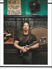 John Petrucci Ernie Ball Music Man guitar 8 x 11 pin-up photo #9c