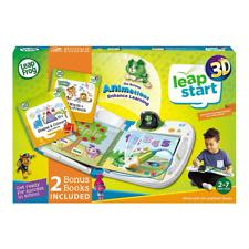 LeapFrog Leapstart 3D with 2 Books Bundle Green NEW