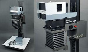 "Durst Laborator 1200 4X5"" Enlarger + BWL 450 B&W Kopf 10726"