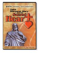 SAINT MARGARET MARY AND THE  SACRED HEART:AN EWTN 1-DISC DVD