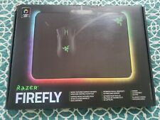 Razer Firefly Chroma Gaming Mouse Pad