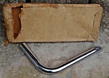 NOS AMCO # 5452 Chrome Exhaust Extension Mazda B1600 Ford Courier Toyota Pickup