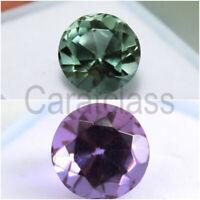14.10 Carat Certified Natural Eye Clean Cushion Shape UntreatedUnheated Russian Color Changing Alexandrite Loose Gemstone