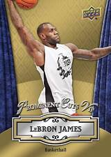 Lebron James Cavaliers MVP 2016 UD National Convention Prominent Cuts VIP PROMO