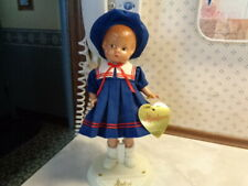 "New ListingOrig. Clothes Effanbee 8 1/2"" Patsyette In Sailor Dress W/Hang Tag & Stand"