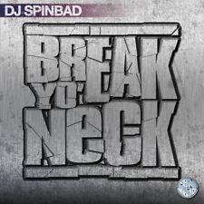 Dj Spinbad - Break Yo' Neck Mixtape CD