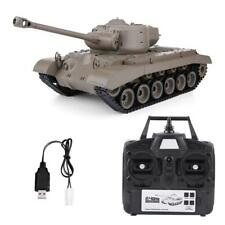 Henglong 3838-1 1:16 Simulation US Pershing M26 Heavy 2.4GHz RC Tank Model RTR