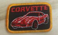 NEW!!! Corvette Vintage Patch