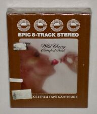 VIntage Sealed WILD CHERRY 8 TRACK TAPE CASSETTE Electrified Funk Epic PEA 34462