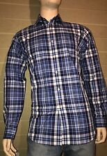 Ralph Lauren Long Sleeve Men's Plaid Shirt Size M- RRP $89.50