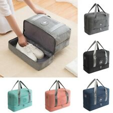 40x30x20cm Light Carry On Cabin Bag Luggage Dry Wet Separation Travel Shoes