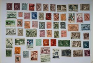 Finland stamps - clearance lot - 3 photos.