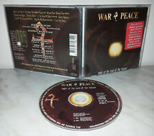 CD WAR AND PEACE - LIGHT AT THE END OF THE TUNNEL