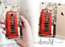 Phone booth iPhone 6 wrap skin - iphone skin - covers for iphone - self adhesive