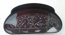 2004 BMW E46 Compacto 3DR Velocímetro cuadro de instrumentos 0263 639 204