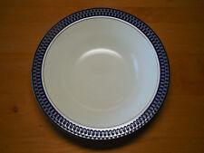 "Mikasa Potter's Touch AZTEC BLUE CB009 Serving Vegetable Bowl 10""   4 available"