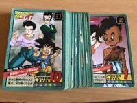 Carte Dragon Ball Z DBZ Super Battle Part 16 #Reg Set BANDAI 1996 MADE IN JAPAN