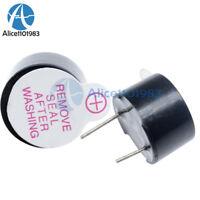 10Pcs Active Buzzer 3V 12mm Magnetic Long Continous Beep Tone Alarm Ringer