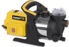 Garden Pump Pressure Pump Well Pump Klarwasserpumpe Pump 1.000 Watt Inox-Ring