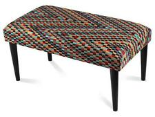 Footstool Bench Pouf Upholstered