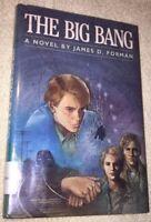 The Big Bang  (ExLib) by James D. Forman (HC, 1989)