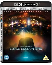 Close Encounters of The Third Kind 40th Anniversary Edition (4K Ultra HD + Blu