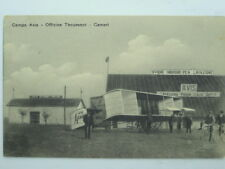 AVIAZIONE-PIONERE-ITALY-NOVARA-CAMERI-FOLD-O7M-S60335