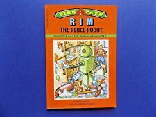 | @Oz |  PICK A PATH #14 : RIM The Rebel Robot By Nora Logan (1984), SC