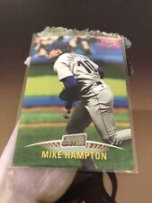 Mike Hampton #249 Astros🔥1999 Topps Stadium Club ONE OF A KIND #d/150 SP🔥