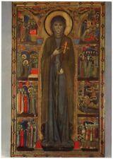 Scenes From Her Life, Church Of Santa Chiara, Assisi, Italy, Chrome Art Postcard