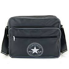 Converse LG Pocketed Reporter Bag (Navy)