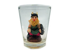 Souvenir Viking 3 D Novelty Shot Glass