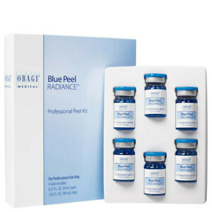 Obagi Blue Peel Radiance Professional skin peel - glycolic/salicylic acid 6 vial