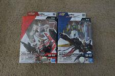 Gundam Universe: XXXG-01W Wing Gundam GU-02 and GU-03 RX-0 Gundman